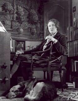 Vita Sackville-West, by John Gay, 1948 - NPG x47301 - © National Portrait Gallery, London