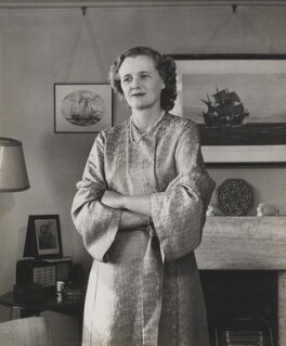 Daphne Du Maurier, by John Gay - NPG x47294