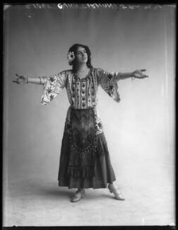 Gina Cormani in 'The Dance Dream', by Bassano Ltd - NPG x103350