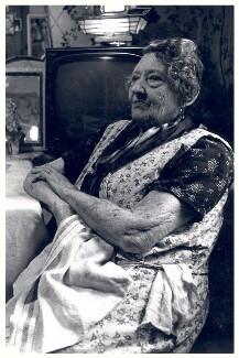 Violet Kray (née Lee), by Brian Duffy - NPG x126470