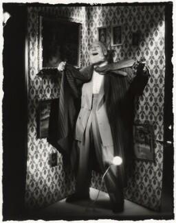 Angus McBean, by Mike Owen, 18 November 1986 - NPG x126475 - © Mike Owen / National Portrait Gallery, London