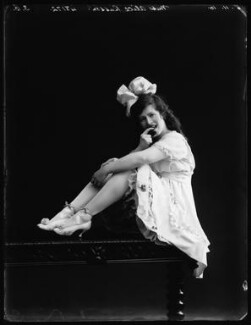 Alice Russon, by Bassano Ltd - NPG x103433