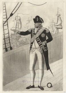 Adam Duncan, 1st Viscount Duncan, by John Kay - NPG D16492