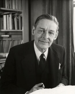 T.S. Eliot, by John Gay - NPG x126512