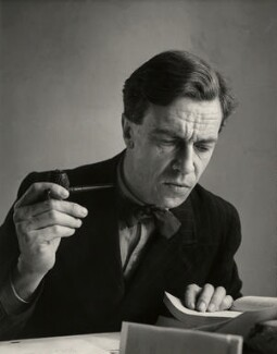 Cecil Day-Lewis, by John Gay - NPG x126515