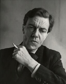 Cecil Day-Lewis, by John Gay - NPG x126516