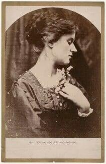 Marie Stillman (née Spartali), by Julia Margaret Cameron - NPG x18051