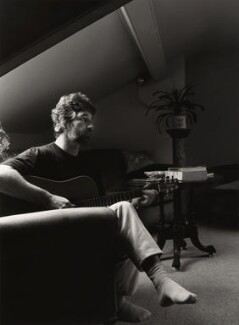 Willy Russell, by Paul Woodward - NPG x33749