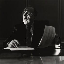 Sir Austin Ernest Bide, by Liam Woon - NPG x25122
