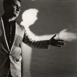 Bruce McLean, by Liam Woon - NPG x25128