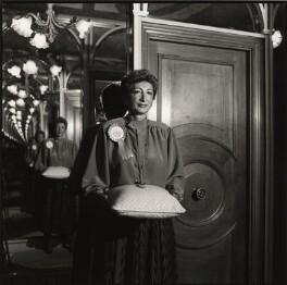 Shirley Porter, by Liam Woon - NPG x76759