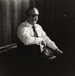 Clive Jenkins, by Liam Woon - NPG x25125