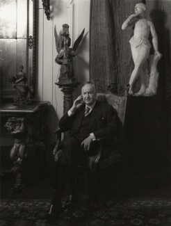 Harold Acton, by George Wright - NPG x76900