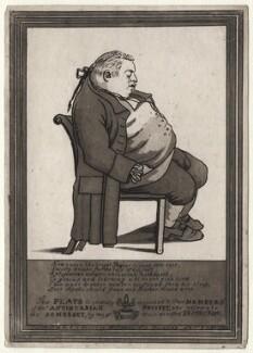 Francis Grose, by James Douglas - NPG D16518