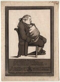 Francis Grose, by James Douglas - NPG D16519