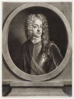 Prince James Francis Edward Stuart, by John Simon - NPG D19483