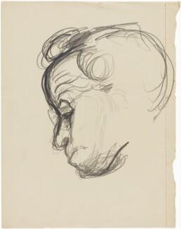 Possibly Herbert Stanley Morrison, Baron Morrison of Lambeth, by Henryk Gotlib - NPG D13611