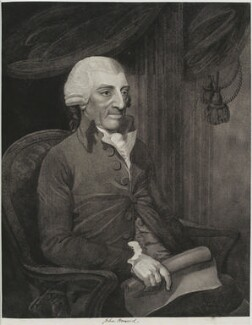 John Howard, by Edmund Scott, after  Mather Brown - NPG D19492