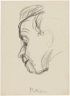 Herbert Stanley Morrison, Baron Morrison of Lambeth, by Henryk Gotlib - NPG D13616