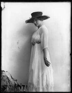 Dorothy Moulton-Mayer, by Bassano Ltd - NPG x103506