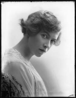 Dorothy Moulton-Mayer, by Bassano Ltd - NPG x103507