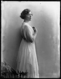 Dorothy Moulton-Mayer, by Bassano Ltd - NPG x103510