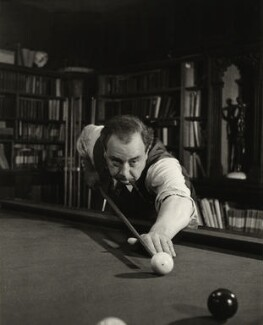 J.B. Priestley, by John Gay - NPG x126526
