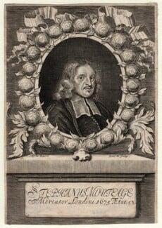 Stephen Monteage, by Edward Davis (Le Davis) - NPG D16524