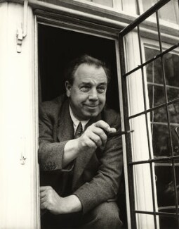 J.B. Priestley, by John Gay - NPG x126533