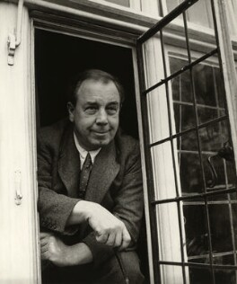 J.B. Priestley, by John Gay - NPG x126534