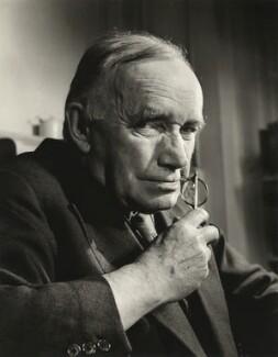 James Bridie (Osborne Henry Mavor), by John Gay - NPG x126536