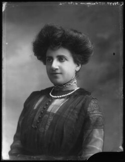 Anna Allegra (née Hakim), Lady Neumann, by Bassano Ltd - NPG x103518