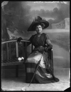 Anna Allegra (née Hakim), Lady Neumann, by Bassano Ltd - NPG x103520