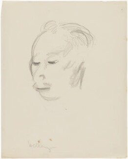 Vi Kyuin Wellington Koo, by Henryk Gotlib - NPG D13620