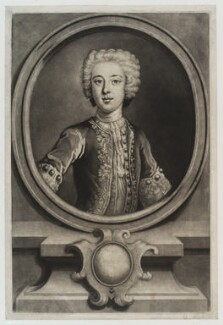 Prince Charles Edward Stuart, by John Simon, (1732) - NPG D19514 - © National Portrait Gallery, London
