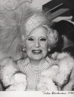 Dame Barbara Hamilton Cartland, by Tara Heinemann - NPG x12834