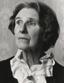 Stella Dorothea Gibbons (Mrs A.B. Webb), by Tara Heinemann - NPG x13755