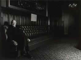 Arthur Espie Porritt, Baron Porritt, by Tara Heinemann - NPG x22181
