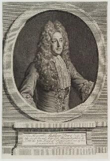Matthew Prior, after Alexis Simon Belle - NPG D19536