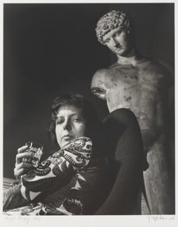 Brigid Antonia Brophy, by J.S. Lewinski, March 1968 - NPG  - © National Portrait Gallery, London