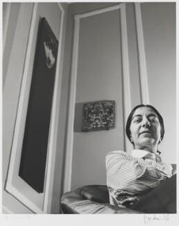 Ida Kar, by J.S. Lewinski - NPG P1050