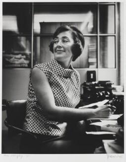 Anne Sharpley, by J.S. Lewinski - NPG P1061