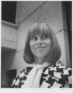 Rita Tushingham, by J.S. Lewinski - NPG P1066