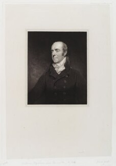 William Wyndham Grenville, 1st Baron Grenville, by Thomas Anthony Dean, after  John Jackson - NPG D19558
