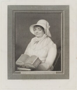Joanna Southcott, by William Sharp, published by  Jane Townley - NPG D19573