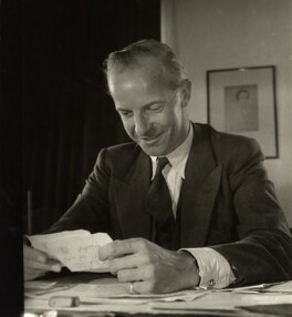 John Primatt Redcliffe-Maud, Baron Redcliffe-Maud, by John Gay - NPG x126589