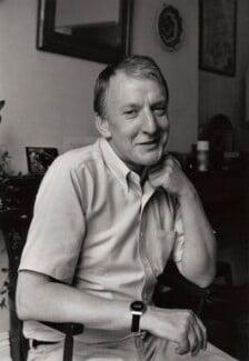 Sir Richard Rodney Bennett, by George Newson - NPG x33543