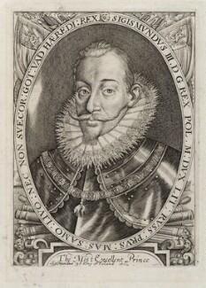 King Sigismund III, by Unknown engraver - NPG D19588