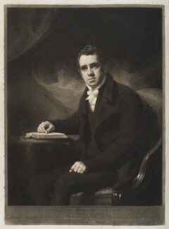Francis Horner, by and published by Samuel William Reynolds, after  Sir Henry Raeburn - NPG D19590