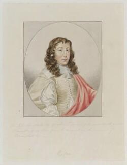 Sir John Lenthall, possibly by Silvester (Sylvester) Harding, after  Unknown artist - NPG D19591
